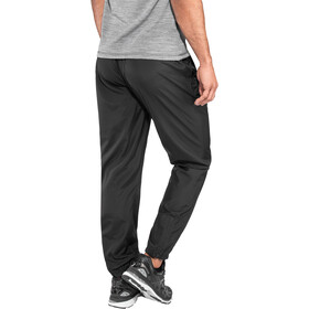 asics Silver Woven Pants Men, performance black